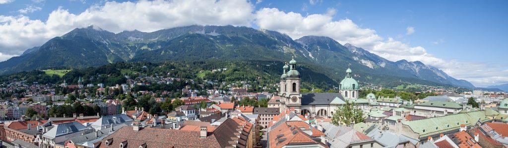 Steden en dorpen in Tirol