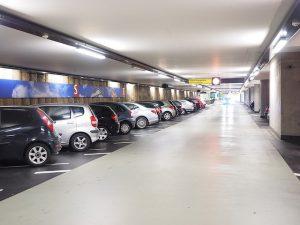 Parkeergarage Innsbruck