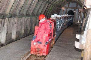 Zilvermijn bezoeken in Tirol Schwaz