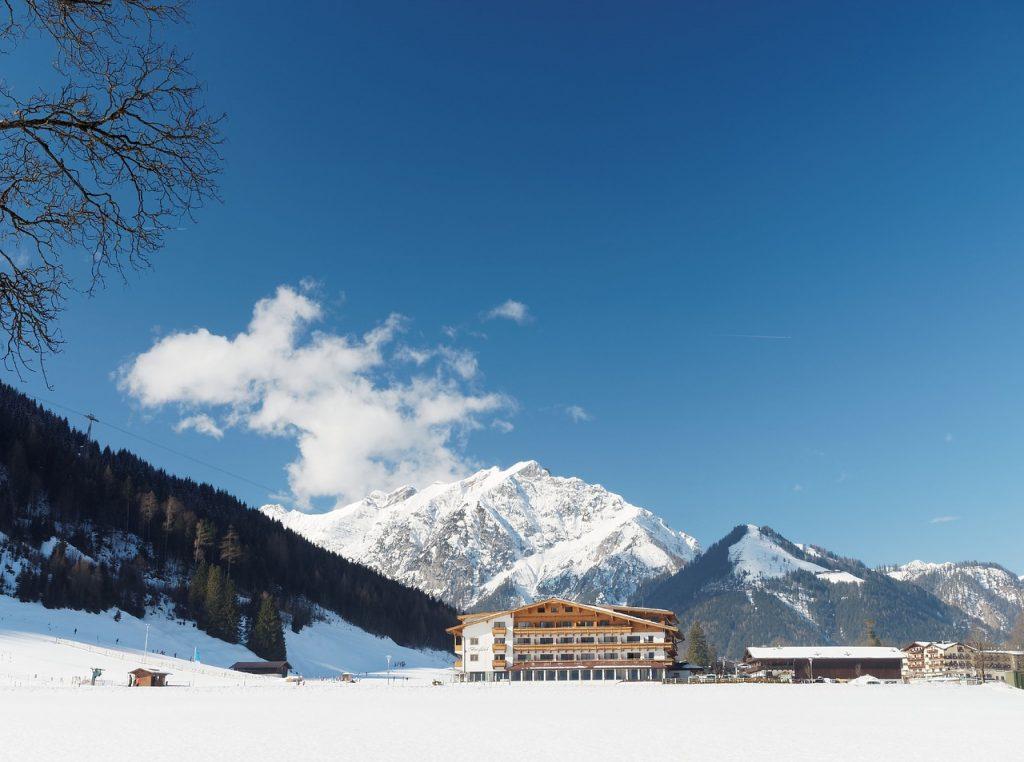 Wintersporten Achensee pertisau