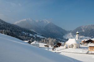 Wintersport Wildschonau